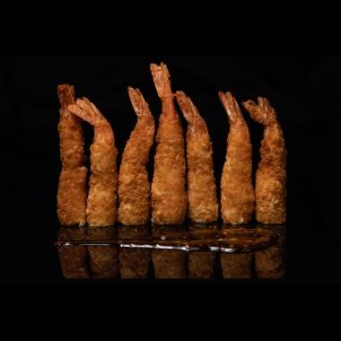 Креветка Темпура ( 7 штук )