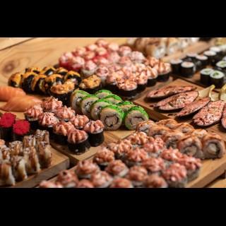 Современные направления в суши и роллах