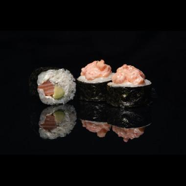 Запеченный лосось 69 ( 8 шт )